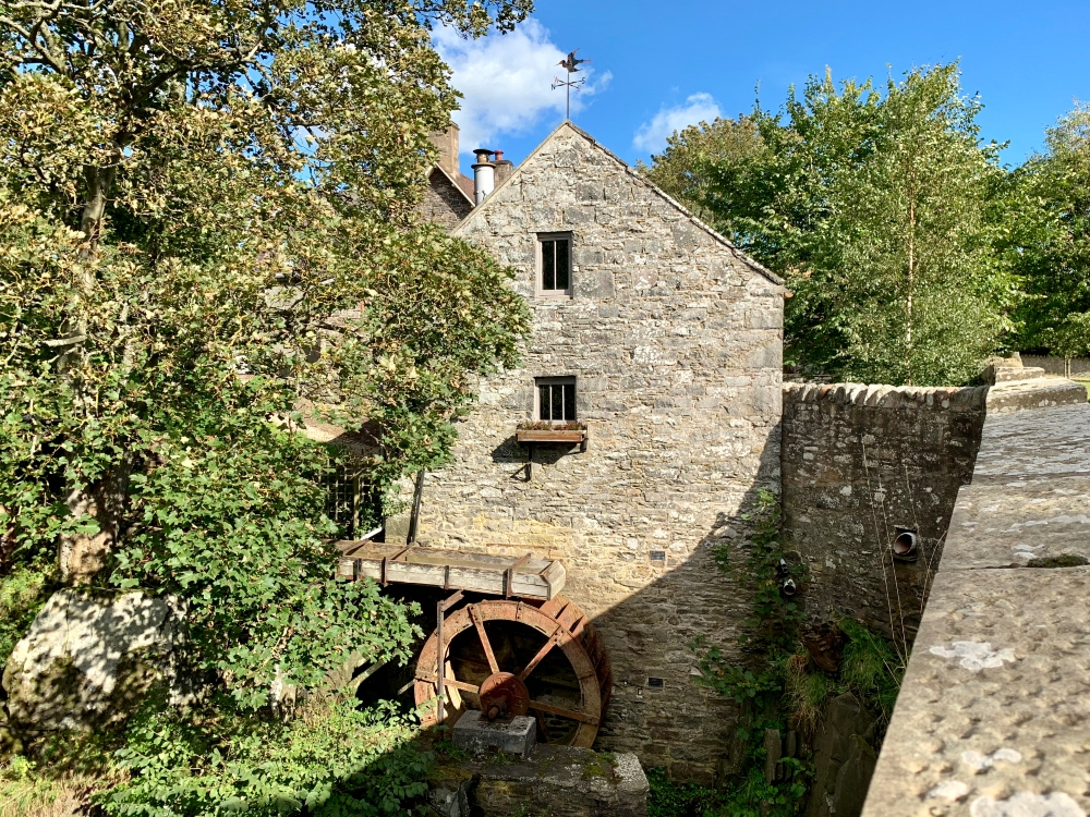 Old Mill from the 1700s, Dod Mill near Lauder - now a romantic retreat for 2